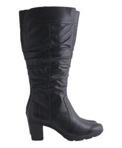 Дамски ботуши естествена кожа 25519-31