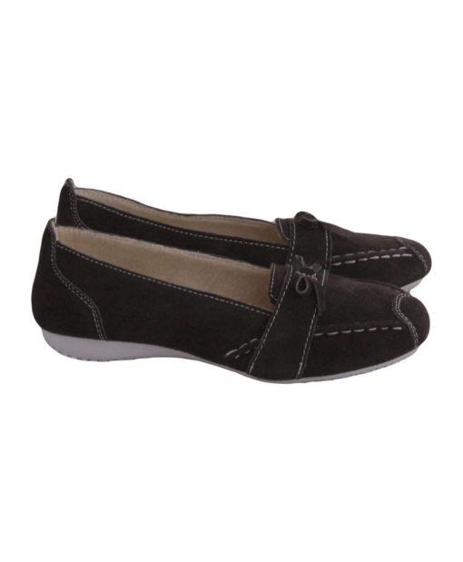 Дамски обувки естествена кожа 99- 2061-2