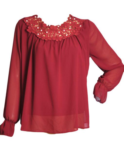 Дамска блуза 0018-688-6
