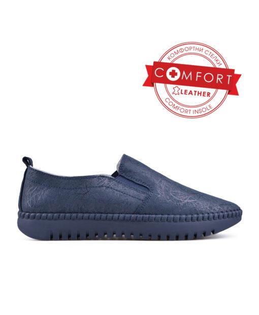 Дамски обувки естествена кожа 08-200-2 а