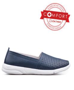 Дамски обувки естествена кожа 08-201-1