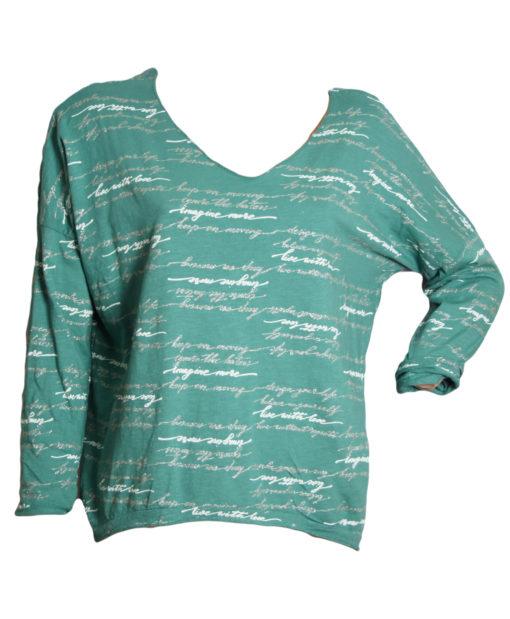 Дамска блуза 018-800