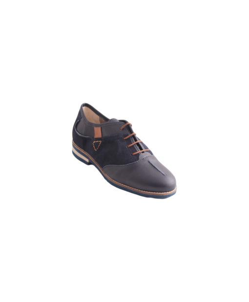 Дамски обувки естествена кожа 08-190-1