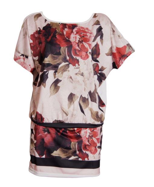 Дамска рокля 018-345-9