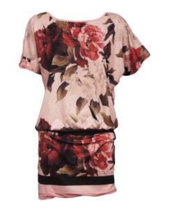 Дамска рокля 018-345-7