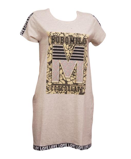 Дамска рокля 018-345-5