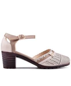 Дамски сандали 0-18-400-7