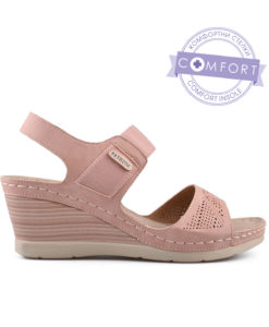 Дамски сандали 0-18-400-5