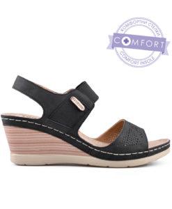Дамски сандали 0-18-400-6