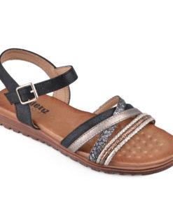 Дамски сандали 0-18-400-92