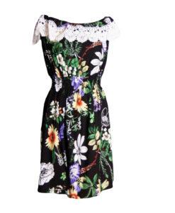 Дамска рокля 018-341-2