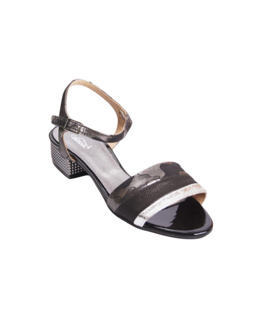Дамски сандали естествена кожа 18-400-6
