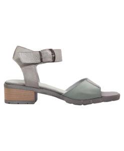 Дамски сандали естествена кожа 18-400-9