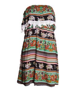 Дамска рокля 018-335-6а