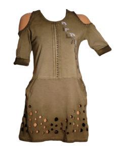 Дамска рокля 018-331-2