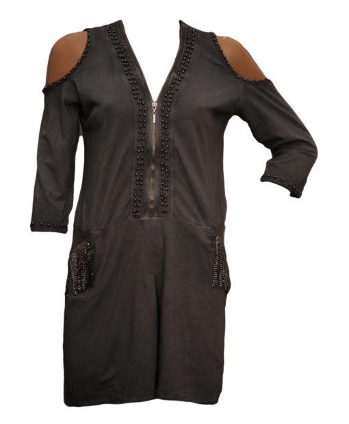 Дамска рокля 018-331-3