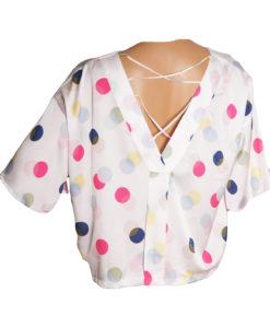 Дамска блуза 018-601-9б