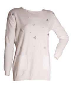 Дамски пуловер 18-396-4
