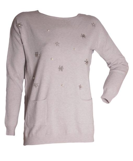 Дамски пуловер 18-395-5