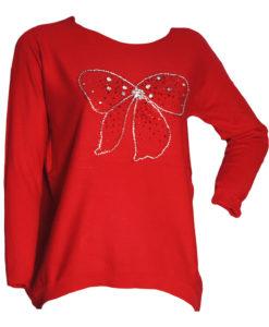 Дамски пуловер 18-391-5