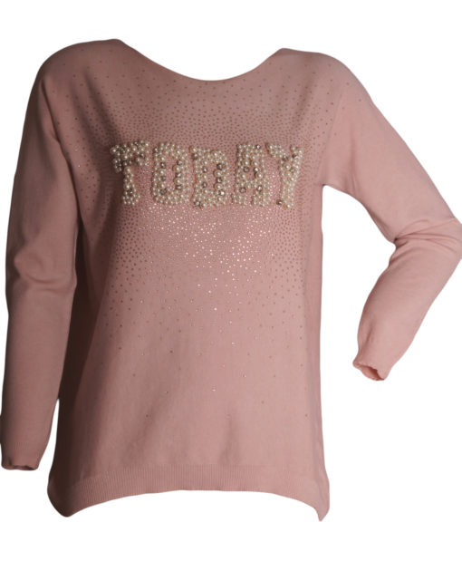 Дамски пуловер 18-384-2