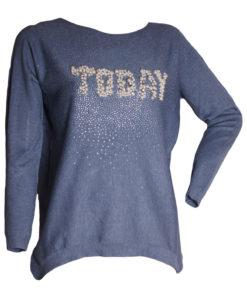 Дамски пуловер 18-384-1