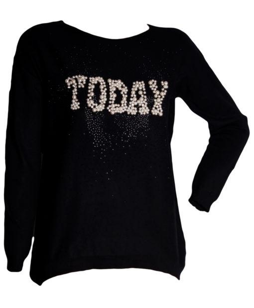 Дамски пуловер 18-384-3