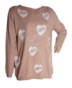Дамски пуловер 18-390-52