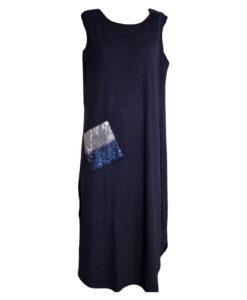 Дамска рокля XL 18-200-4