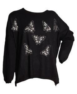Дамска блуза XL 18-290-1