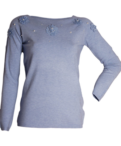 Дамски пуловер 18-376-5