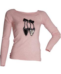Дамски пуловер 18-376-51