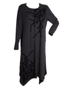 Дамска рокля XL 18-200-32