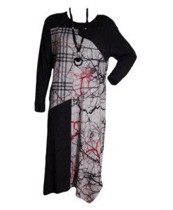 Дамска рокля XL 18-200-36