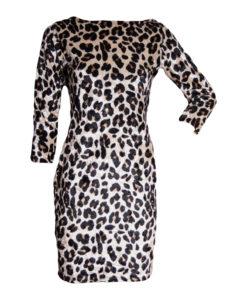 Дамска рокля 018-324-3