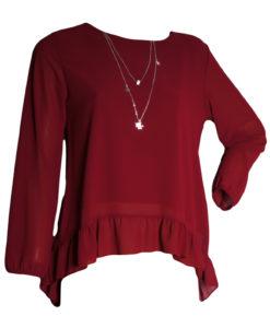 Дамска блуза 0018-686-4
