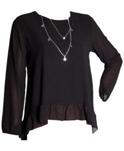 Дамска блуза 0018-686-3