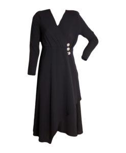 Дамска рокля 018-323-1