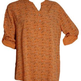 Дамска макси блуза XL 119-290-1