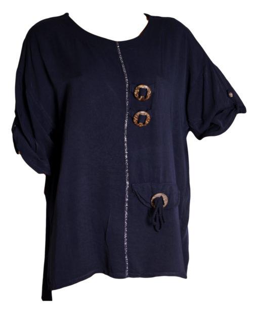 Дамска блуза XL 119-288-4