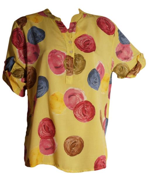 Дамска блуза 0019-587-27