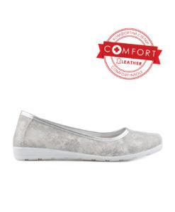Дамски обувки естествена кожа 08-189-91