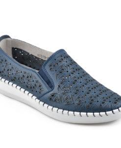 Дамски обувки естествена кожа 08-189-8