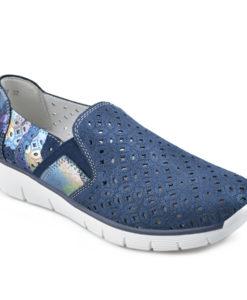 Дамски обувки естествена кожа 08-189-6