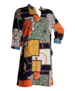 Дамска рокля 018-321-2