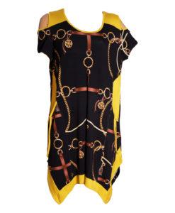 Дамска рокля XL 18-198-2