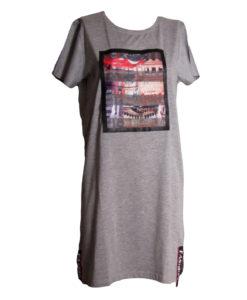Дамска спортна рокля 018-320-58