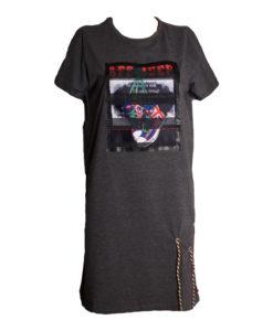 Дамска спортна рокля 018-320-60
