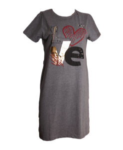 Дамска спортна рокля 018-320-64