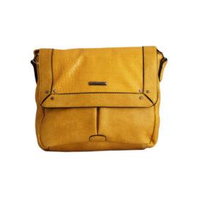 Дамска чанта 01-17-164-61 малка цвят жълт